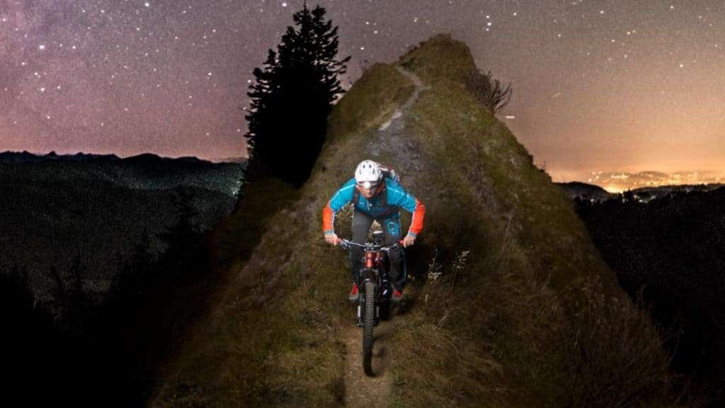 Biker who boosted his energy level with pemf therapy