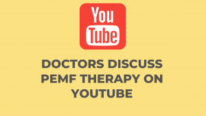 doctors discuss pemf therapy on youtube