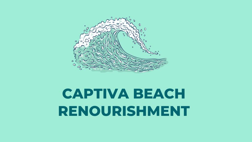 Captiva Beach renourishment